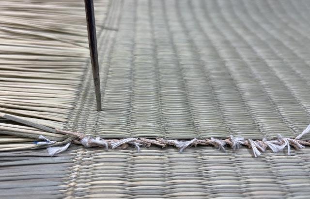 上)森羅万象  下)一般的な畳目