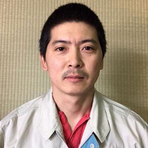 横山充(二級技能士)