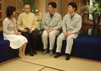 NHK world TV/NHK BS Weekend Japanology「畳」