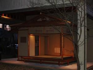 ボストン Art Complex Museum at Duxburyにあるお茶室の畳の表替え