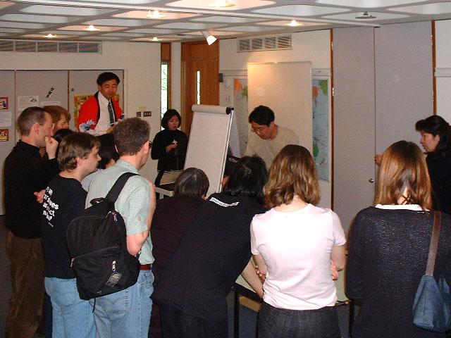 ロンドン日本大使館主催ケンブリッジ大学にてワークショップ
